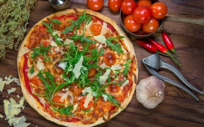Perfect Pizzas for Spring