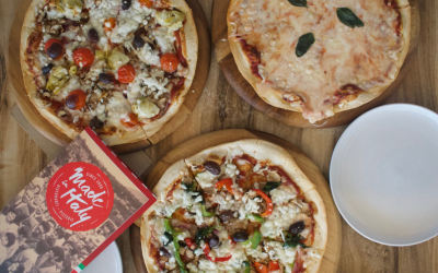 The Best vegan Pizza's in Sydney