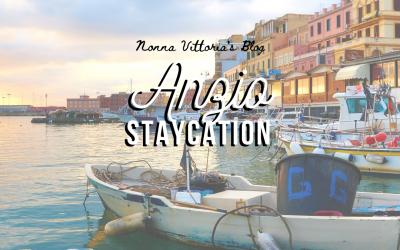 Anzio Staycation