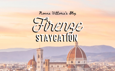 Staycation in Florence