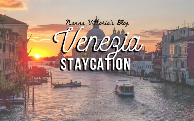 Staycation Adventure in Venezia