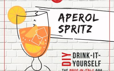 Enjoy an Aperol Spritz