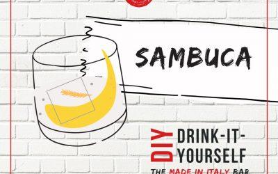 Enjoy a Sambuca