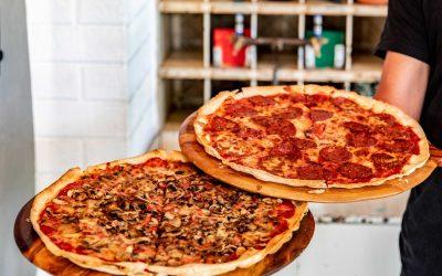 The Best Pizza in Five Dock