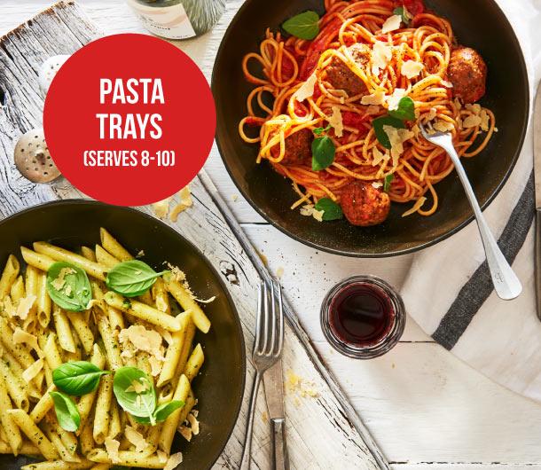 Italian Pasta Catering